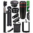 Недорогие Камеры для смартфонов-объектив для мобильных телефонов объектив 10-в-1 для смартфона для iphone 8 7 samsung galaxy s8 s7