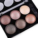 hesapli Makyaj ve Tırnak Bakımı-6 Color in 1 Palette, 2 Color Palette Select Erkek / Kadın / Bayan Alkolsüz / Amonyaksız / Formaldehit İçermez Kombinasyon / Kuru / Normal