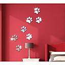 hesapli Pişirme Aletleri ve Kap-Kacaklar-Dekoratif Duvar Çıkartmaları - Duvar Stikerları Soyut / 3D Erkekler odası / Kızlar Odası / Çocuk Odası / Yıkanabilir