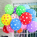 billige Utstyr til kaffe-ballonger 20pcs Høy kvalitet Bryllup Party Rund