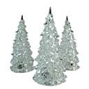 preiswerte Innendekoration-led batterieleistung lampe 7 farbwechsel nachtlicht schreibtisch tischplatte weihnachtsbaum dekoration festliche party