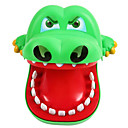 cheap DIY Parts and Tools-Crocodile Dentist Fish Crocodile Large Size Biting Hand Kid's Adults' Unisex Toy Gift