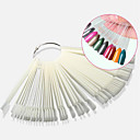 cheap Makeup & Nail Care-50pcs Nail Art Tool nail art Manicure Pedicure Ordinary / Classic / Chic & Modern Daily
