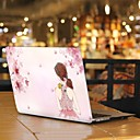 ieftine Carcase Macbook & Genți Macbook & Huse Macbook-MacBook Carcase Femeie Sexy PVC pentru MacBook Pro 15-inch