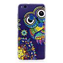 Buy Case P8 Lite (2017) P10 Glow Dark IMD Pattern Back Cover Owl Soft TPU Huawei P9