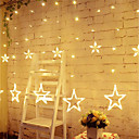 cheap LED String Lights-KWB 30m String Lights 158 LEDs Warm White / White / Multi Color Waterproof / Decorative / Christmas 220-240 V 1pc