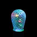 tanie Żarówki LED kukurydza-YWXLIGHT® 1W 100-200lm E27 Żarówki LED kulki 12 Koraliki LED Dekoracyjna RGB + Ciepło 85-265V