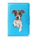 cheap Tablet Cases-Case For Full Body Cases Tablet Cases Solid Dog Hard PU Leather for