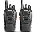 cheap Walkie Talkies-BAOFENG 2 Pcs BF-888S Handheld Low Battery Warning / PC Software Programmable / Voice Prompt 3KM-5KM 3KM-5KM 5 W Walkie Talkie Two Way Radio / 400-470MHz / VOX / Time Out Timer / Busy Channel Lockout