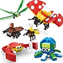 cheap Magnet Toys-SHIBIAO Building Blocks 301pcs Animal Animal Insect Boys' Gift