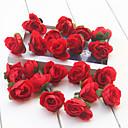 رخيصةأون أزهار اصطناعية-زهور اصطناعية 20 فرع ستايل حديث الورود أزهار الطاولة