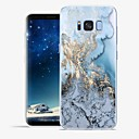 cheap Galaxy S Series Cases / Covers-Case For Samsung Galaxy S8 Plus S8 Pattern Back Cover Lines / Waves Marble Soft TPU for S8 Plus S8 S7 edge S7 S6 edge plus S6 edge S6