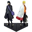 ieftine Mănuși de Motociclist-Anime de acțiune Figurile Inspirat de Naruto Sasuke Uchiha PVC 18 cm CM Model de Jucarii păpușă de jucărie