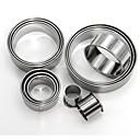 hesapli Köpek Oyuncakları-Bakeware araçları Paslanmaz Çelik + A Sınıfı ABS Isıya dayanıklı / Pişirme Aracı Kek Pasta Aletleri