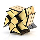 Недорогие Магнитные игрушки-Волшебный куб IQ куб Зеркальный куб 3*3*3 Спидкуб Кубики Рубика головоломка Куб Стресс и тревога помощи Товары для офиса Сбрасывает СДВГ, СДВГ, Беспокойство, Аутизм Места Детские Взрослые Игрушки