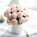 tanie Sztuczne kwiaty-Sztuczne Kwiaty 7 Gałąź Modern / Contemporary Wieczne Kwiaty Bukiety na stół