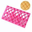 hesapli Fırın Araçları ve Gereçleri-Bakeware araçları Plastikler Pişirme Aracı / Düğün / Yeni Yıl'ınkiler Kek / Kurabiye / Pasta Pasta Kalıpları 1pc