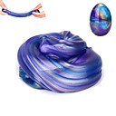 cheap Drawing Toys-Slime Plasticine Galaxy Starry Sky Egg Stress and Anxiety Relief New Design Fun Kid's Adults' Boys' Girls' Toy Gift 1 pcs / Hand-made