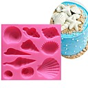 cheap Bakeware-Silica Gel Baking Tool Birthday Valentine's Day For Cookie For Cupcake Cake Cake Molds Bakeware tools