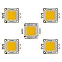 ieftine LED-uri-5pcs 8000lm Accesoriu pentru becuri Cip LED Alamă 100W