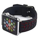 hesapli iPad Montajları ve Tutucakları-Watch Band için Apple Watch Series 3 / 2 / 1 Apple Spor Bantları Silikon Bilek Askısı
