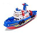 رخيصةأون ألعاب السيارات-لعبة قوارب قارب الشاطئBeach Theme ألعاب مضيئة لمبات LED تعمل بالصوت الغناء ABS للأطفال صبيان فتيات ألعاب هدية 1 pcs