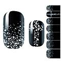 ieftine Machiaj & Îngrijire Unghii-1 pcs Decals pentru unghii Nail Sticker Nail Art Design
