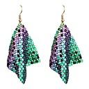 cheap Jewelry Sets-Women's Drop Earrings - Fashion Black / Silver / Rainbow For Party / Festival