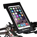 baratos Capinhas para Sony-suporte de suporte de telefone móvel de bicicleta suporte ajustável suporte do telefone móvel tipo de fivela abs