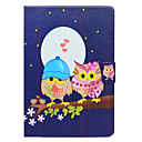 cheap iPad  Cases / Covers-Case For Apple iPad Pro 10.5 Card Holder / with Stand / Flip Full Body Cases Owl Hard PU Leather for iPad Air / iPad 4/3/2 / iPad Pro 10.5