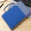 رخيصةأون أدوات المطر-غطاء من أجل Apple محفظة / ضد الصدمات حقيبة لون سادة قاسي منسوجات / جلد PU