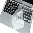 hesapli Mac Ekran Koruyucuları-Ekran Koruyucu için Macbook PET / TPU 1 parça Ekran Koruyucu Yüksek Tanımlama (HD) / Çizilmeye Dayanıklı
