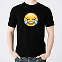 cheap LED T-shirts-LED T-shirts Glow Pure Cotton LED Casual 2×AA