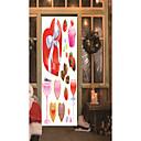 hesapli Bar Gereçleri ve Açıcılar-Kalpler Tatil Duvar Etiketler Uçak Duvar Çıkartmaları 3D Duvar Çıkartması Dekoratif Duvar Çıkartmaları Döşeme Etiketler, Vinil Ev