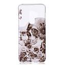 preiswerte Galaxy S Serie Hüllen / Cover-Hülle Für Samsung Galaxy S9 Plus / S9 IMD / Muster / Transparent Körper Rückseite Totenkopf Motiv Weich TPU für S9 / S9 Plus / S8 Plus