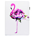 cheap Makeup & Nail Care-Case For Samsung Galaxy Tab S2 9.7 Card Holder / with Stand / Flip Full Body Cases Flamingo Hard PU Leather for Tab S2 9.7