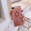 cheap iPhone Cases-Case For Apple iPhone X / iPhone 7 Pattern / Glitter Shine Back Cover Glitter Shine Hard TPU for iPhone X / iPhone 7 Plus / iPhone 7