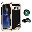 cheap Galaxy S Series Cases / Covers-Case For Samsung Galaxy S8 Plus S7 edge Shockproof Armor Full Body Cases Solid Color Hard Metal for S8 Plus S8 S7 edge S7