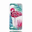 hesapli LG İçin Kılıflar / Kapaklar-Pouzdro Uyumluluk LG V30 S6 Temalı Arka Kapak Flamingo Yumuşak TPU için LG X Style LG X Power LG V30 LG Q6 LG K10 LG K8