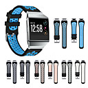 cheap Women's Watches-Watch Band for Fitbit ionic Samsung Galaxy Sport Band Silicone Wrist Strap