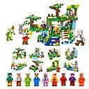 preiswerte iPhone Hüllen-Bausteine 465 pcs Blumen Stress und Angst Relief Dekompressionsspielzeug Eltern-Kind-Interaktion Alles Spielzeuge Geschenk
