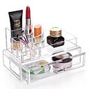 hesapli Ev Dekore Etme-Cosmetics Storage / Depolama Çok-fonksiyonlu / Yaratıcı / Su Geçirmez Butik / Moda / Modern Plastik 1set - Gereçleri banyo organizasyonu / Banyo dekorasyonu
