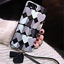hesapli iPhone Kılıfları-Pouzdro Uyumluluk Apple iPhone X / iPhone 7 Plus Temalı Arka Kapak Kalp Yumuşak TPU için iPhone X / iPhone 8 Plus / iPhone 8