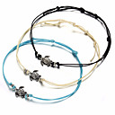 cheap Body Jewelry-Anklet - Turtle, Animal Simple, Vintage White / Black / Blue For Gift Women's