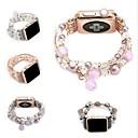 tanie Poduszki-Watch Band na Apple Watch Series 3 / 2 / 1 Apple Design biżuterii Ceramiczny Opaska na nadgarstek