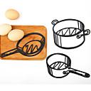 ieftine Carduri de Memorie CF-3pcs Ustensile de bucătărie Material amestecat -Izolate termic Oală Titular & Cuptor Mitt Utilizare Zilnică / Pentru ustensile de gătit