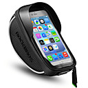 cheap Bathroom Gadgets-Cell Phone Bag 6 inch Touch Screen, Waterproof, Portable Cycling for iPhone 8/7/6S/6 / iPhone X / Samsung Galaxy S8+ / Note 8 Black
