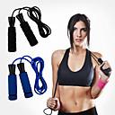 hesapli Atlama İpleri-Ip atlama ipi / Jump Rope / İp Atlama İpi İle PVC / PP Basit, Ayarlanabilir Uzunluk, Dayanıklı İçin Serbest Sporlar / İç Mekan