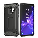 cheap Galaxy S Series Cases / Covers-Case For Samsung Galaxy S9 Plus / S9 Shockproof Back Cover Solid Colored Hard PC for S9 / S9 Plus / S8 Plus
