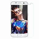 hesapli Samsung İçin Ekran Koruyucuları-Ekran Koruyucu için Samsung Galaxy S7 Temperli Cam 1 parça Ön Ekran Koruyucu 9H Sertlik / Çizilmeye Dayanıklı
